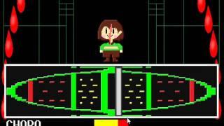 секреты в игре battle choise-часть первая(undertale battle simulator 2)