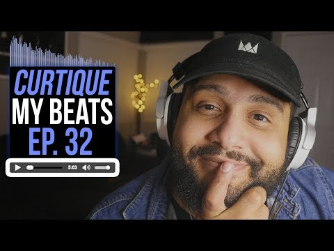 Beat Critiques! Reacting To YouTube Music Producer Beats | CURTIQUE MY BEATS (EP 32)