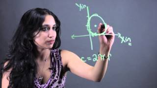 How To Find The Circumference Of A Circle In Coordinate Units Math Ti