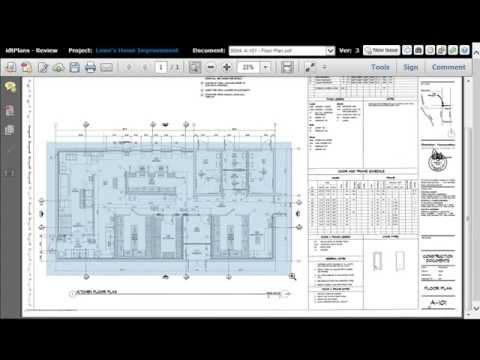 How to Measure PDF Construction Drawings