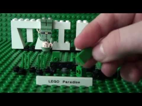 Mini Series: How To Build A Mini Lego Tank