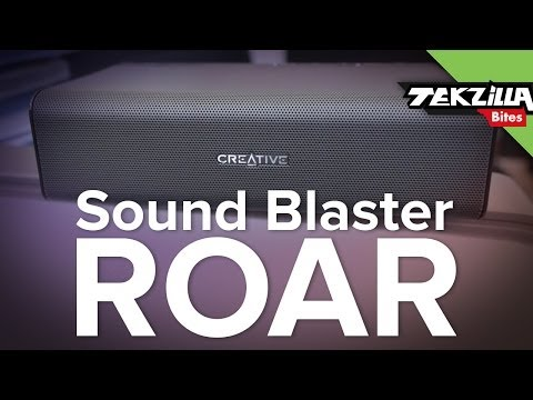 $150 Creative Sound Blaster Roar Review