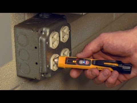 How to Use A Voltage Tester