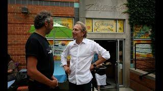 Zingermans Creamery-  Interview with Ari Weinzweig. Will Studd's Cheese Legends