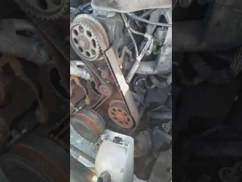 Ford Ranger timing belt tensioner NO SPECIAL TOOL REQUIRED!