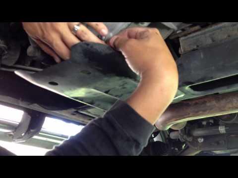 2007 Chevrolet Silverado Clunk Noise Fix