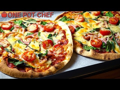 """""""No Dough"""" Make Your Own Pizza Party! 