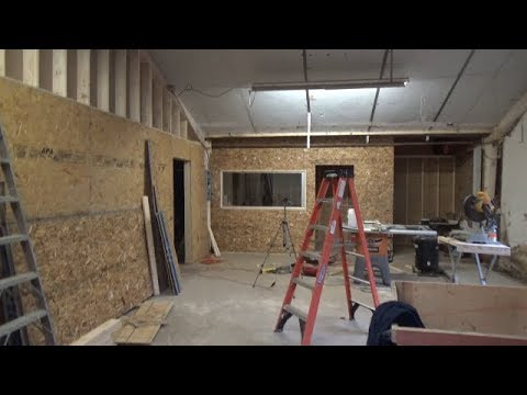 Moving OSF Shorts - The Last Of The Walls Are Up