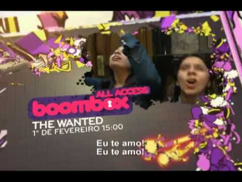 Boombox All Access - The Wanted