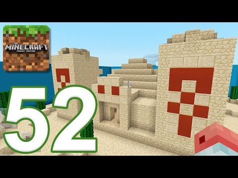 Minecraft: PE - Gameplay Walkthrough Part 52 - Find The Items: Generated Structures (iOS, Android)