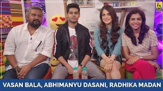 Radhika Madan, Abhimanyu Dassani & Vasan Bala Interview | Mard Ko Dard Nahi Hota | Film Companion