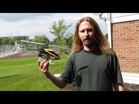 Blade 200SRX - Great heli for beginner to expert!