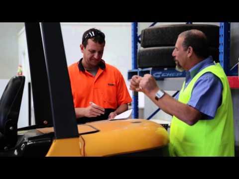 Forklift Training   YUGO Driving School