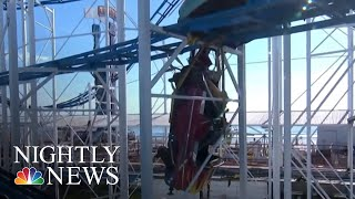 Florida Roller Coaster Derailment Raises Questions About Safety Regulations | NBC Nightly News