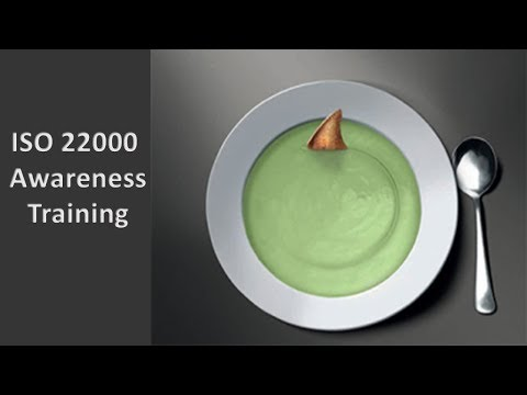 Food Safety   HACCP    ISO 22000 Awareness Training