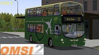 Omsi 2: V3D - Volvo B7TL - ALX400 Alpha 9 6 | Bristol
