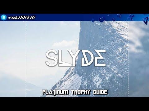 Slyde - Platinum Trophy Guide