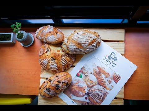 Cultlinary Episode 12 - European Bread making at BRAVE Bakery in Tainan, Taiwan