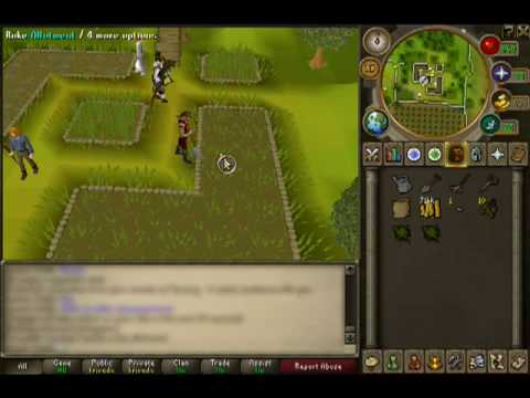 How to Farm In Runescape