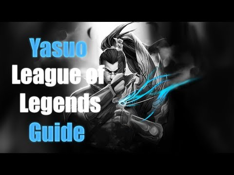 Yasuo Guide - League of Legends [German] S4