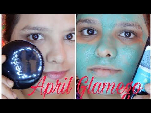 April Glamego box Unboxing and review | No.1 Beauty subscription box | All about skin and makeup