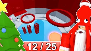 [12/25] CHRISTMAS STAGES in Tower of Hell... | Roblox