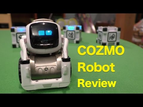 Cozmo Robot by Anki, FULL Review. This Will Change Things...
