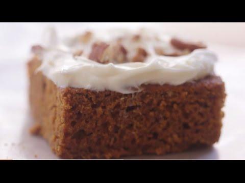 How to Make Two-Ingredient Pumpkin Cake | Dessert Recipes | Allrecipes.com