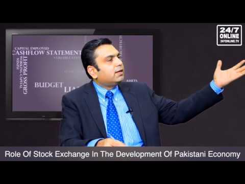 Economic Views - Taxes and Stock markets in Pakistan