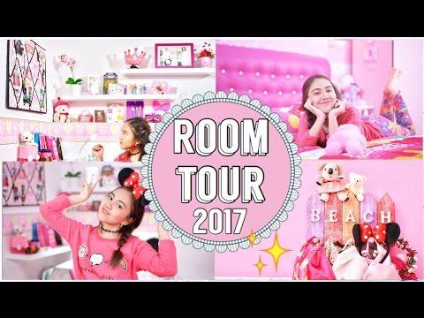 KAMAR TERLUCU DI 2017?! Room Tour Pink & Pastel DIY + Decor | Peachy Liv
