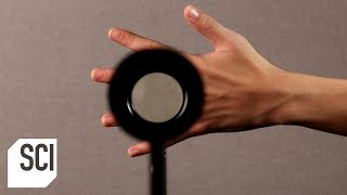 The Invisibility Lenses   Outrageous Acts of Science