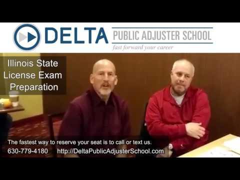 Rave Review for Del Beard CPCU 630-779-4180 IL PUBLIC ADJUSTER SCHOOL