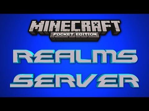 Join My Realms Server! [0.7.6] - Minecraft Pocket Edition