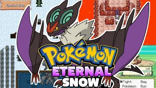 pokemon eternal snow pokemon locations