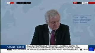 Brexit fallout: Davis