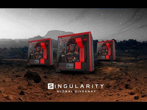 Singularity Giveaway