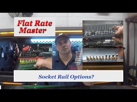 Socket Rail Options?