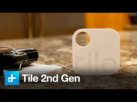 Tile Bluetooth Tracking Device - Review