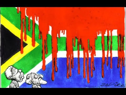 Welcome to South Africa. . .