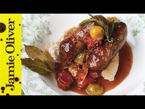 Oven Baked Sausage Ragu | Jamie Oliver