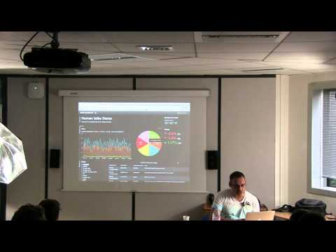 [humantalks][Paris][juin 2013] Make sense of your (big) data!