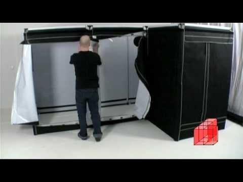 HOMEbox Modular 3x2 L-Shape