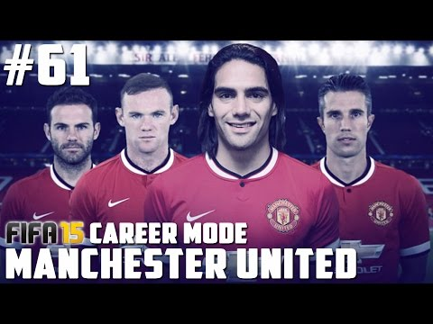 FIFA 15: Manchester United Career Mode - S03E15 - The Replacement