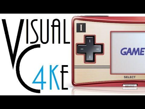 20th Anniversary Game Boy Micro - Visual Cake - 012 (4K)