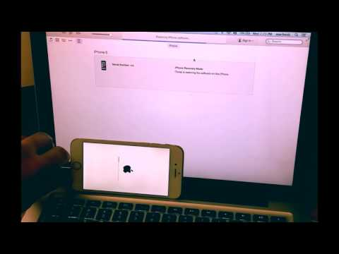 Hard Reset iPhone 6 Without Passcode Factory Reset iPhone 6