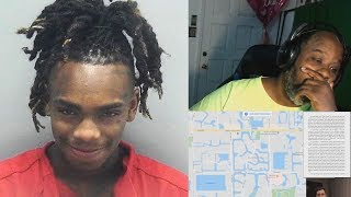 YNW Melly Full 16 page Double Murder indictment details
