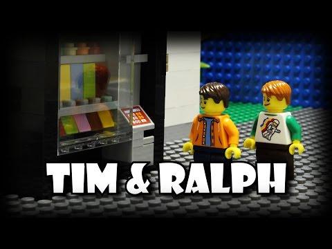 Tim and Ralph: Vending Machine