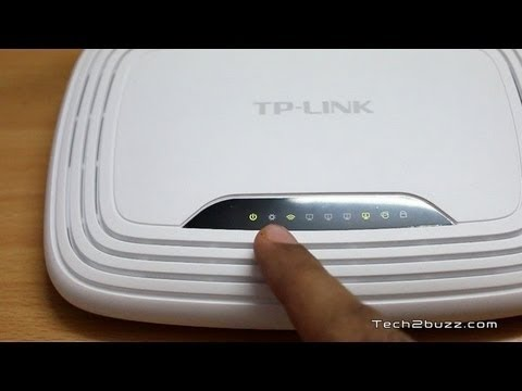 TP-LINK Wireless Wi-Fi router | Unboxing & Installation. WR740N