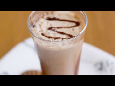 Cookies and Cream Milkshake - cool, creamy & chocolaty treat !