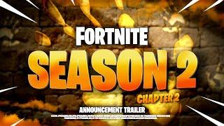 *NEW* SEASON 2 CHAPTER 2 CINEMATIC TEASER TRAILER! ALL DETAILS & LEAKS!: BR